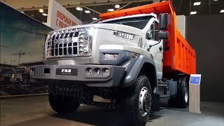 В России стартовала сборка и реализация дорожных машин  Урал Next 6х4