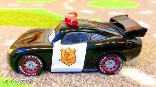 Мультики про Машинки Тачки Молния Маквин и его Друзья Мультфильмы с Игрушками для Детей