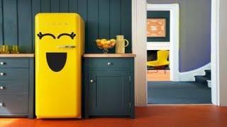 Как Сделать Декор Холодильника Без Единого Магнита