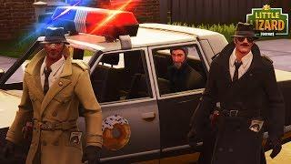 JOHN WICK GETS ARRESTED!! Fortnite Short Film