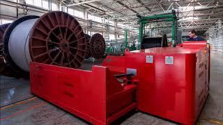«ТАТКАБЕЛЬ» — Самый современный кабельный завод в России