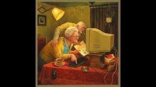 весёлые картинки и карикатуры про компьютеры и интернет. часть 2