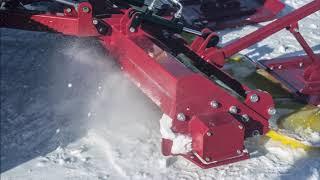 Новый российский ратрак Snowmatic выглядит просто потрясающе