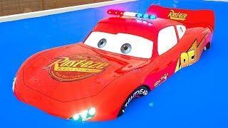 Мультики про машинки - Скорая помощь, грузовая машина, пожарная машина - Мультфильмы для малышей