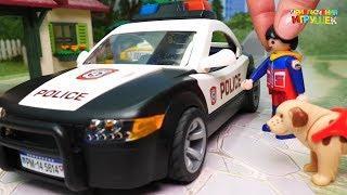 Мультики про Машинки.Полицейская погоня в городе.Прямой Эфир
