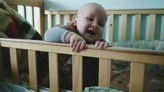 #юмор #приколы #дети Как спят дети!)