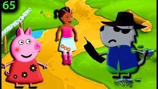 Мультики Свинка Пеппа на русском peppa 65 ДВОЙНОЙ АГЕНТ Мультфильмы для детей свинка пеппа