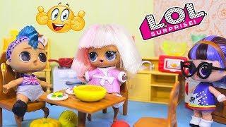 Куклы ЛОЛ | Смешные мультфильмы про LOL Dolls Surprise #29