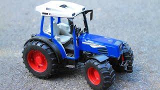 Мультики про Машинки СИНИЙ ТРАКТОР и Воздушные Шарики Мультфильмы для детей