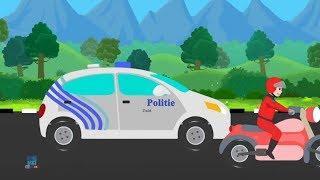 Бельгийский полицейский фургон | Belgium Police Van | Umi Uzi Russia | русский мультфильмы для детей