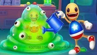 АНТИСТРЕСС ПРОТИВ ВОЛШЕБНЫХ ПИТОМЦЕВ #5 Мультфильмы для детей - виртуальный питомец Kick the Buddy