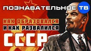 Как образовался и развалился СССР (Познавательное ТВ, Михаил Величко)