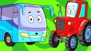 Мультики про Машинки Би Би - Обучающие и Развивающие Мультики для Детей