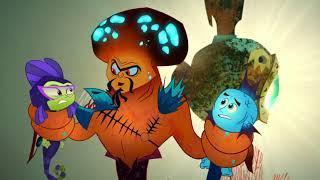 Супергерой на полставки - новые мультфильмы Disney (сезон 1, серия 2)