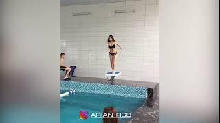 Виды Девушек у Бассейна - ЮМОР 18+