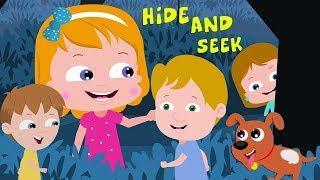 прятки | игры для детей | русский мультфильмы для детей | Hide And Seek | Umi Uzi Russia