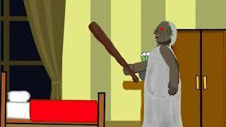 рисуем мультфильмы 2 granny 1 часть