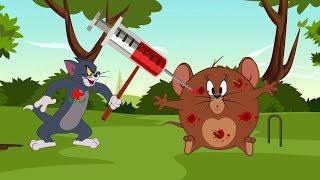 Том и Джерри Мультфильмы для детей серия 2018 #6