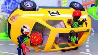 Видео для детей с игрушками Плеймобил – Оно живое! Развивающие мультфильмы