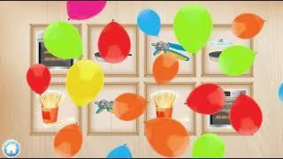 Развивающие мультики для самых маленьких Изучаем кухню Мультфильмы Пазлы #9