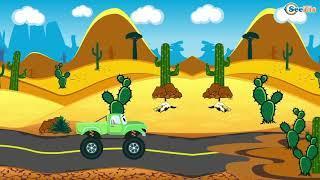 Мультик для детей про гонки в Городе Развивающие мультфильмы для детей Сборник Все серии Мультики