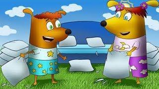 Мультики для детей и малышей от 1 года. Развивающие русские мультфильмы детям. Мультики для детей