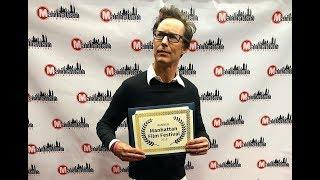 Tom Cavanagh at Manhattan Film Festival