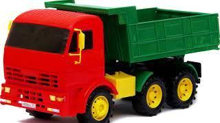 Transport for children! Транспорт для детей!  Познавательное видео для детей.