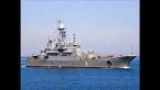 Большой десантный корабль «Азов» вошел в Средиземное море