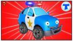 Полиция Машины Помощники в Городе Мультфильмы для детей Сборник Все серии Новые Мультики HD