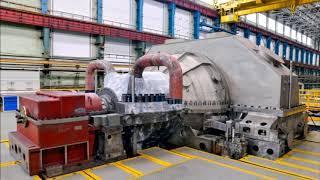 Турбина для Магнитки готова к отгрузке