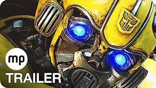 Bumblebee Trailer Deutsch German (2018) Transformers Film