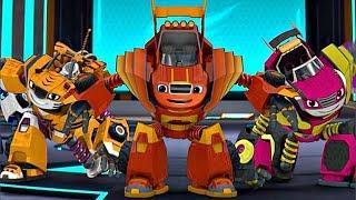 Вспыш и чудо машинки Новые Роботы Игры мультики про машинки для детей Мультфильмы 2018