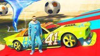 НЕРЕАЛЬНЫЕ ГОНКИ НА КРЫШЕ !! #МАШИНКИ Мультики для мальчиков - Мультфильмы для детей гта 5 cars kids