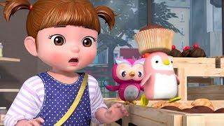Все серии про переполох в пекарне - сборник 50 - 52 - Мультфильмы - Kids Videos