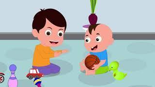 Маленький Ребенок Хочет Съесть Фруктовый Желе Конфеты С Друзьями И Повеселиться ❤️ Еще Детские Стиш