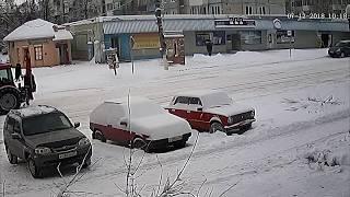 Коротко о уборке снега (ЮМОР)