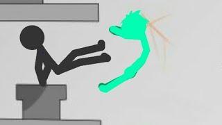 Паркур+мини драки в рисуем мультфильмы 2