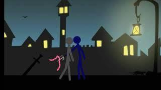 Рисуем мультфильмы 2 драка