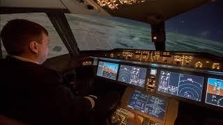 Комплексный тренажер МС 21 300 в Аэрофлоте