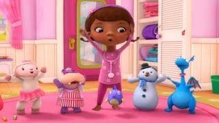 Доктор Плюшева - Серия 28  Сезон 3 - самые лучшие мультфильмы Disney для детей