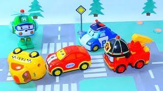 Мультики с машинками. Увлекательные развивающие мультфильмы для детей о приключениях машинок.Сборник