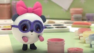 Малышарики -  Ещё один Ёжик  - серия 140 - Обучающие мультфильмы для малышей - про осознание я