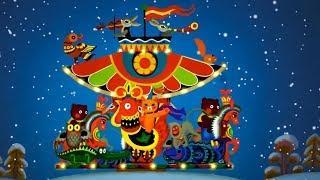 Мультфильмы Веселая Карусель выпуск 45 ❄️ Мультики для детей от Союзмультфильм