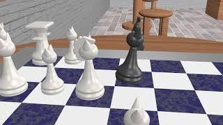 Шахматы для детей. Мультфильм про шахматы
