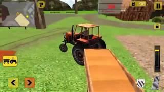 Мультфильмы для детей   Синий #трактор #Ферма Сбор Урожая   Развивающие #мультик