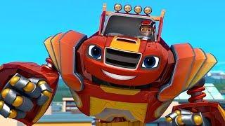 Вспыш и чудо машинки Роботы трансформеры Игры мультики про машинки для детей Мультфильмы 2018