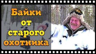 Приколы юмор и интересные истории из жизни старого охотника.