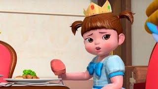 Тренировка для принцессы + Вечер без мамы - сборник серий - Мультфильмы для девочек - Kids Videos