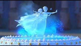 Холодное торжество | Которкометражки Студии Walt Disney | мультики Disney о принцессах